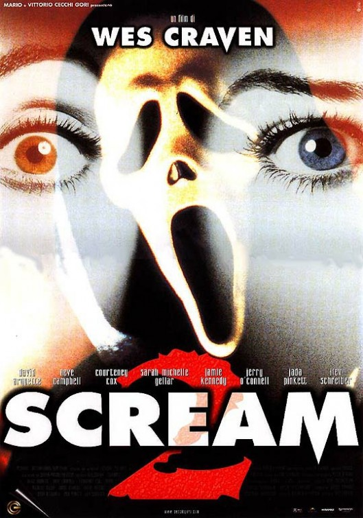 Scream 2 Movie Poster