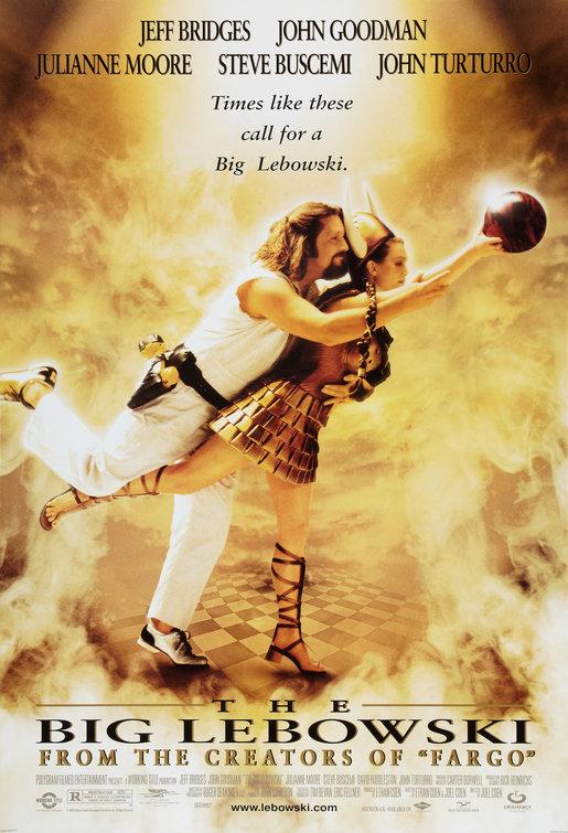 Image result for the big lebowski poster