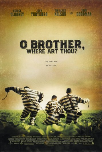 Image result for oh brother where art thou poster