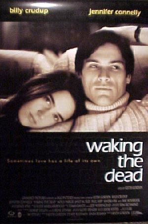 Image result for waking the dead movie poster