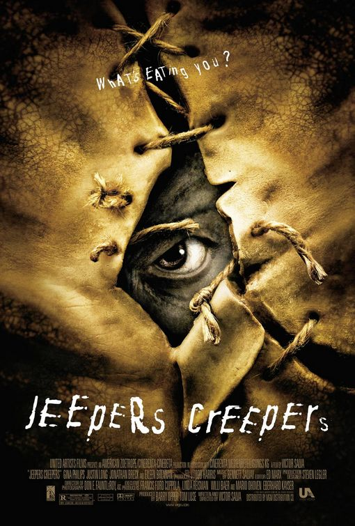 Jeepers Creepers Movie Poster
