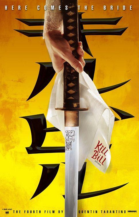Kill Bill: Vol. 1 Movie Poster