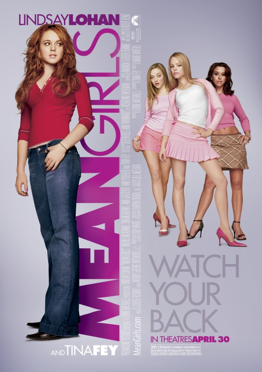 Image result for mean girls poster