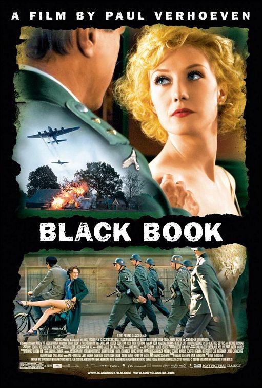 Black Book (aka Zwartboek) Movie Poster