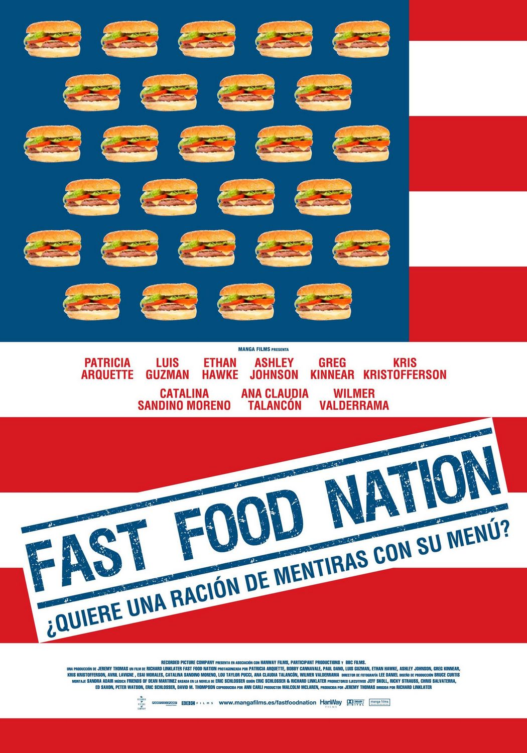 Fast Food Nation 3 Of 5 Extra Large Movie Poster Image