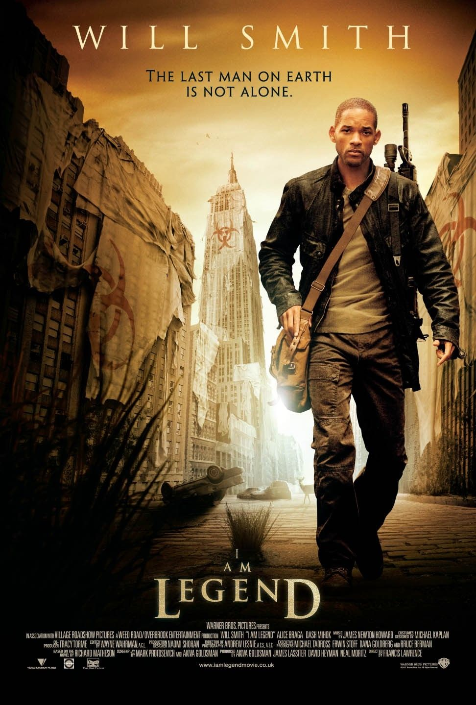 I Am Legend - Fundi Alternativ