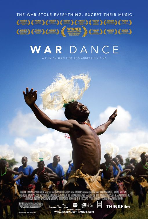 War Dance Movie Poster