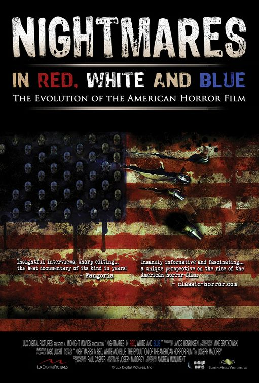 Nightmares in Red, White and Blue movie