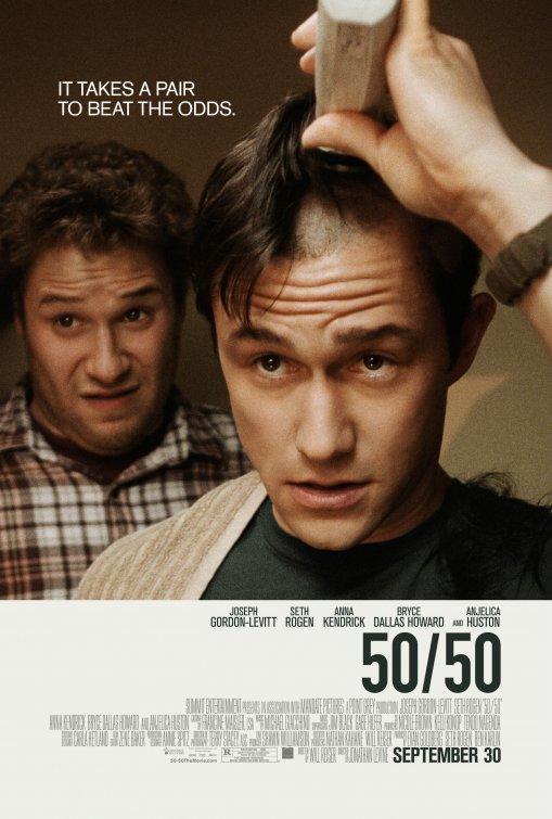 50/50 Movie Poster