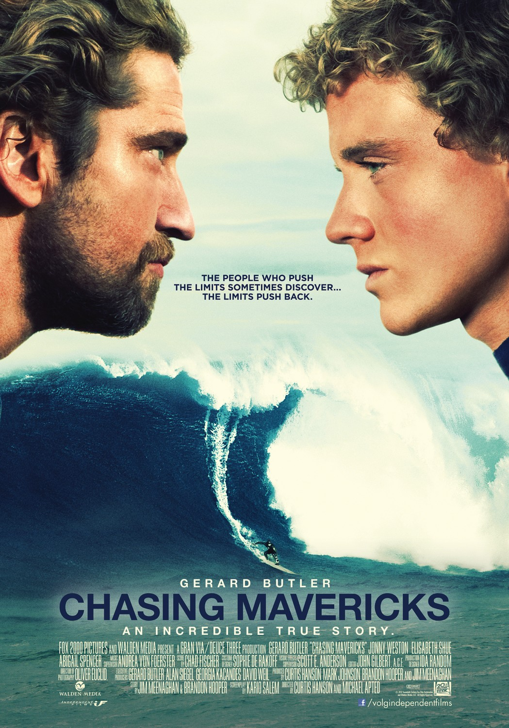 Extra Large Movie Poster Image for Chasing Mavericks