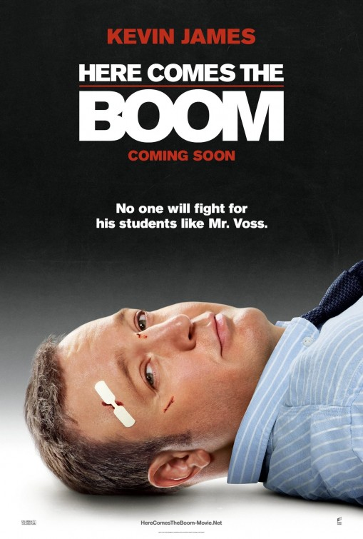 Here Comes The Boom (2012) Movie Review