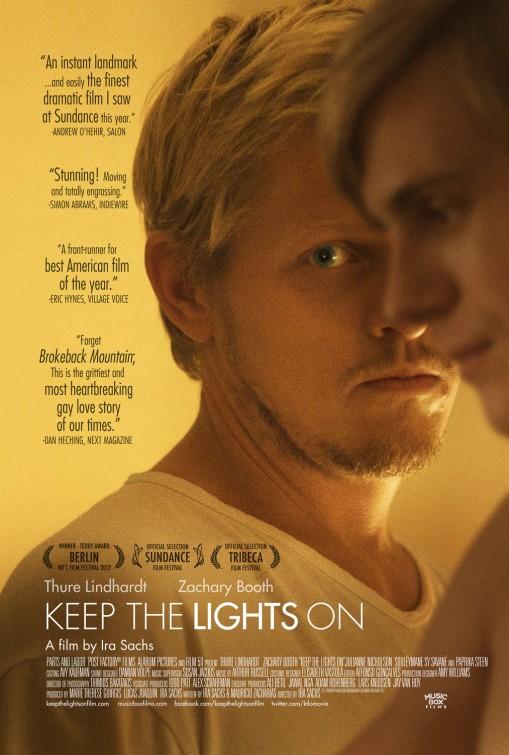 Keep the Lights On 2012 movie