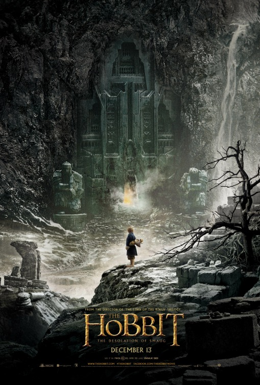Image result for the hobbit the desolation of smaug poster