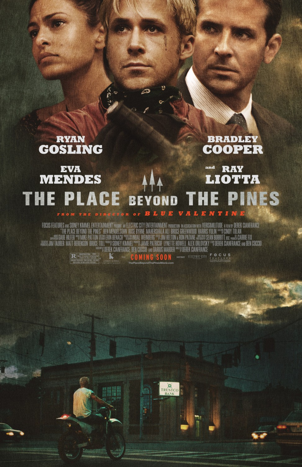 Image result for place beyond the pines poster
