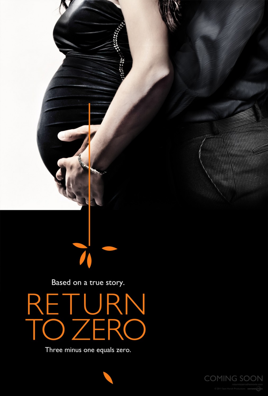 Extra Large Movie Poster Image for Return to Zero
