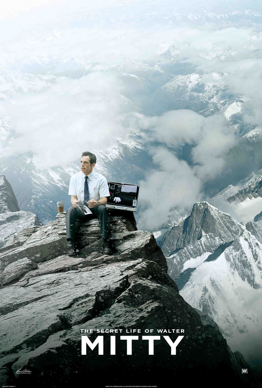 Extra Large Movie Poster Image for The Secret Life of Walter Mitty (#4 of 10)
