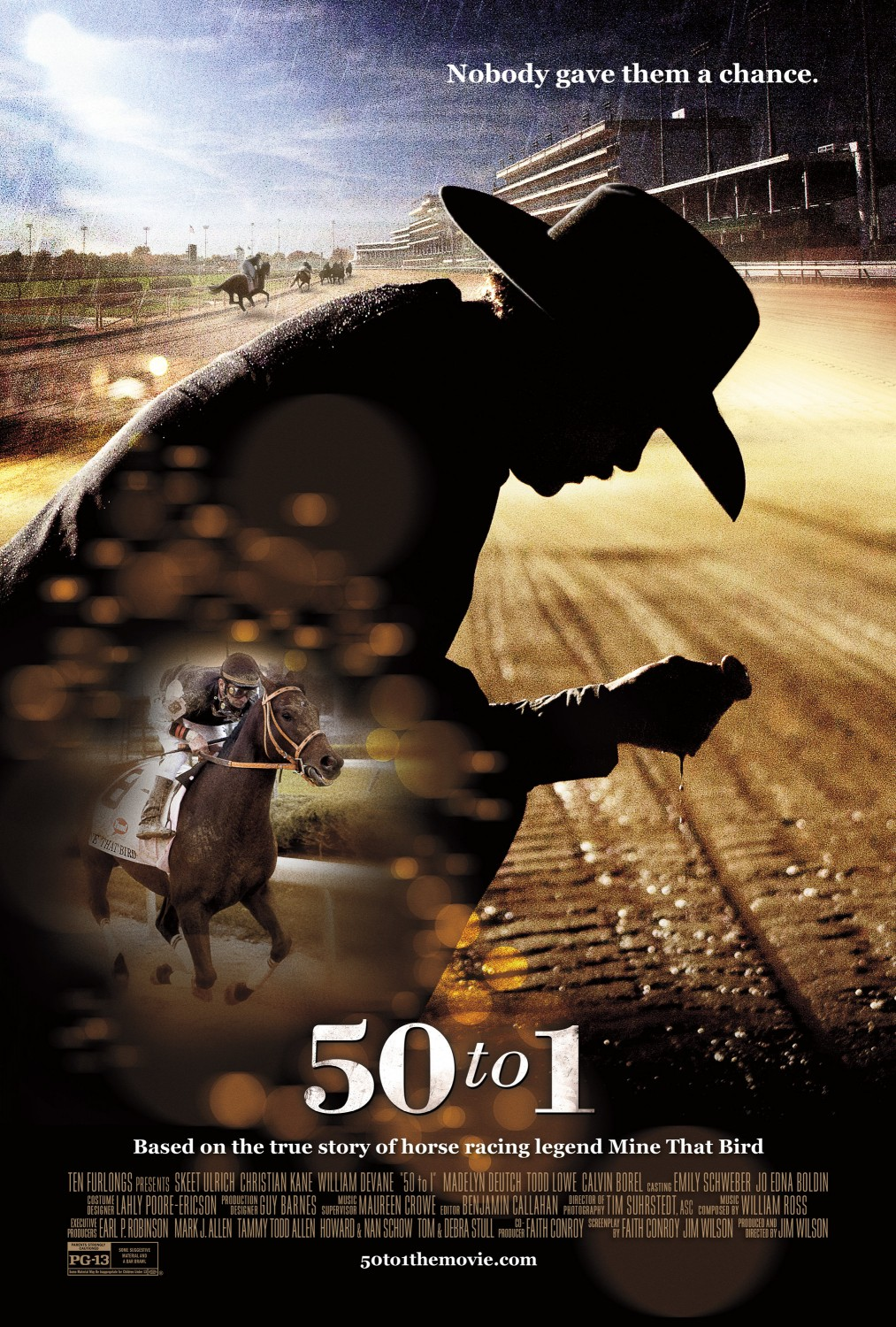 Extra Large Movie Poster Image for 50 to 1
