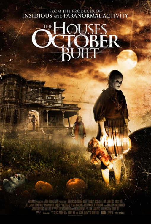 Image result for the houses that october built poster