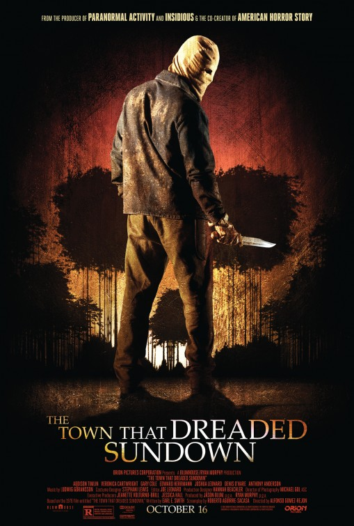 The Town That Dreaded Sundown Movie Poster