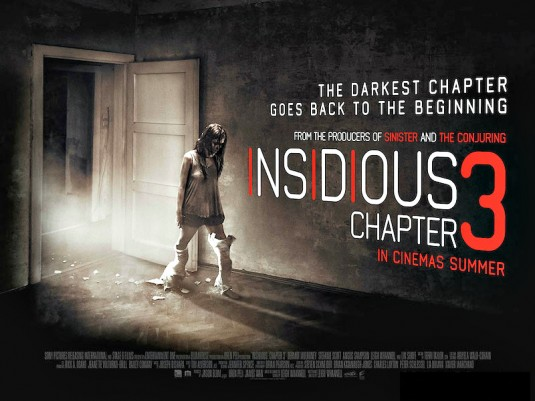 Insidious: Chapter 3 Movie Poster