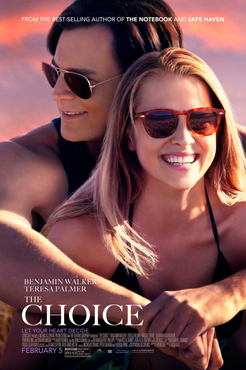 Image result for the choice movie poster