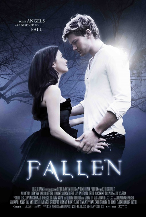 Image result for fallen 2016 poster