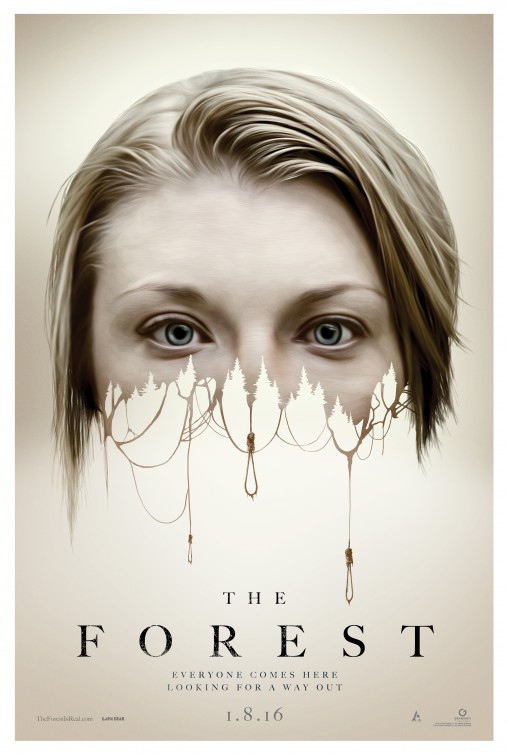 Image result for the forest movie poster