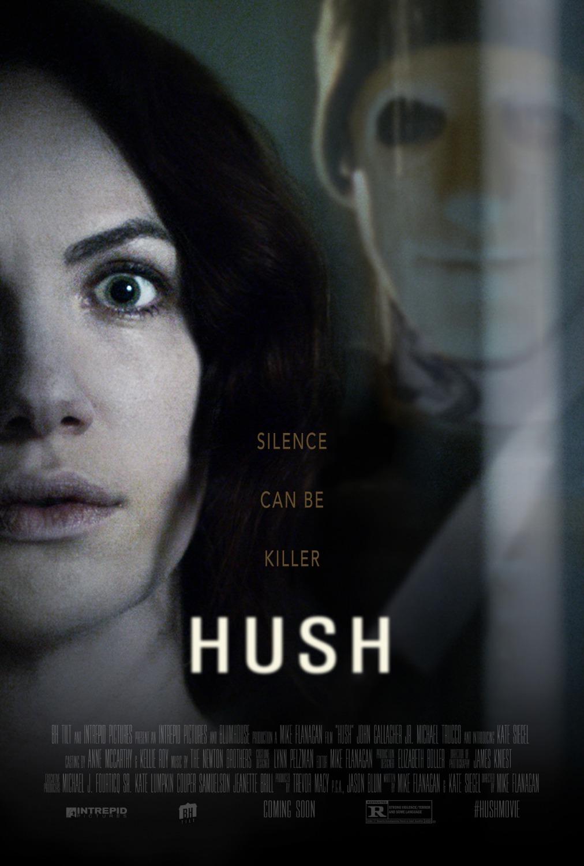 Image result for hush netflix poster
