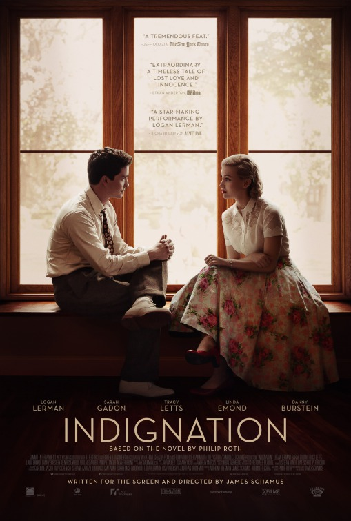 Image result for indignation movie poster imp