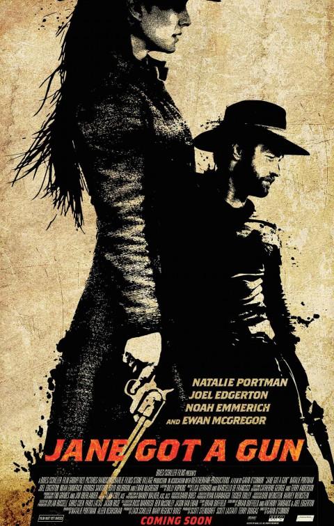 Image result for jane got a gun movie poster
