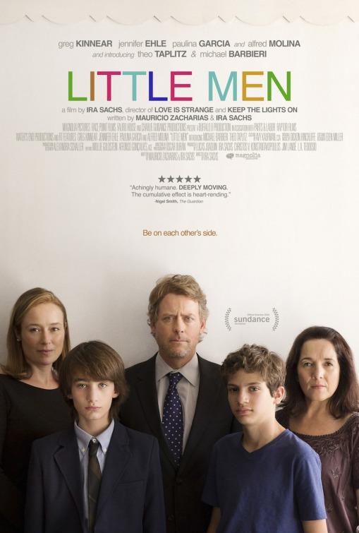 Image result for little men movie poster