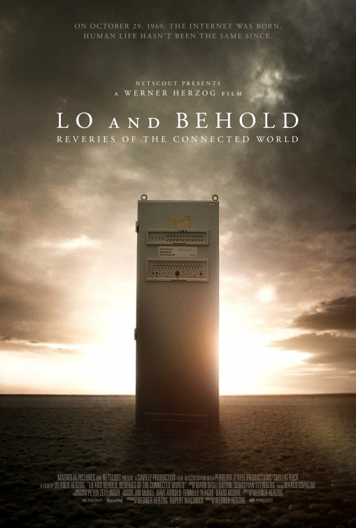 Lo and Behold, Reveries of the Connected World Movie Poster