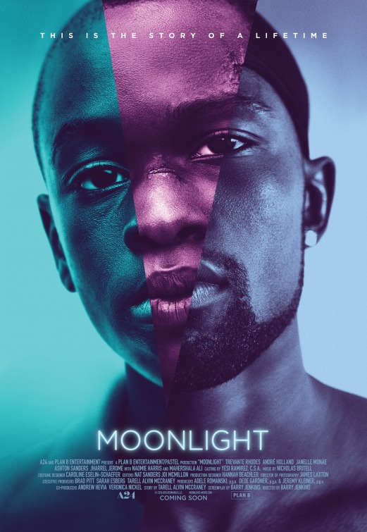 Image result for moonlight movie poster imp