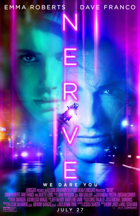 Image result for nerve movie poster imp
