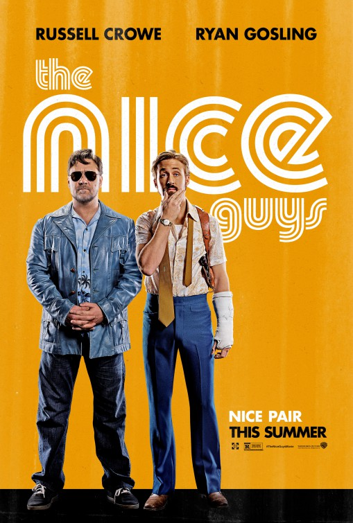 Image result for the nice guys movie poster imp