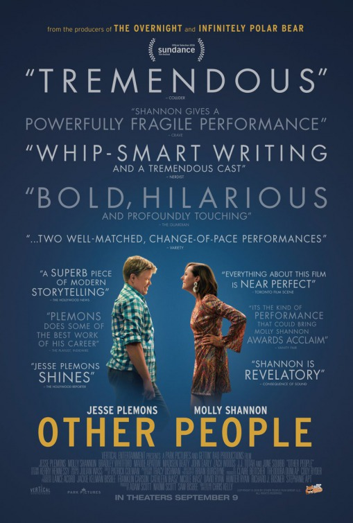 Image result for other people movie poster
