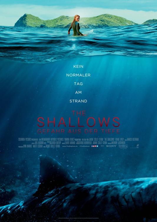 Kết quả hình ảnh cho the shallows (2016)