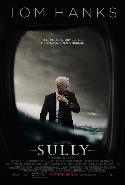 Image result for sully movie poster