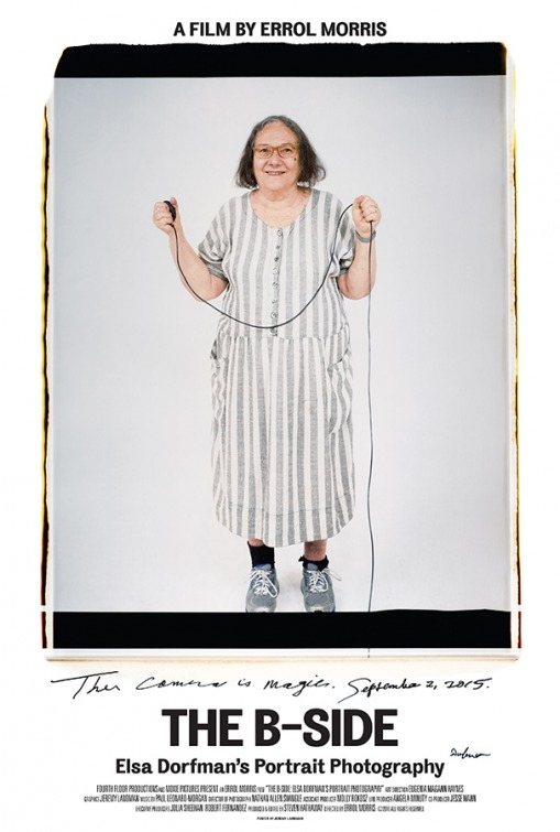 The B-Side: Elsa Dorfman's Portrait Photography Movie Poster