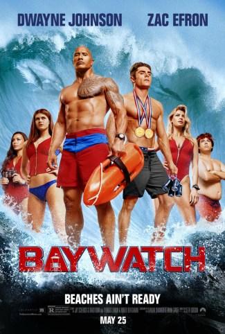 Kuvahaun tulos haulle baywatch 2017 film poster