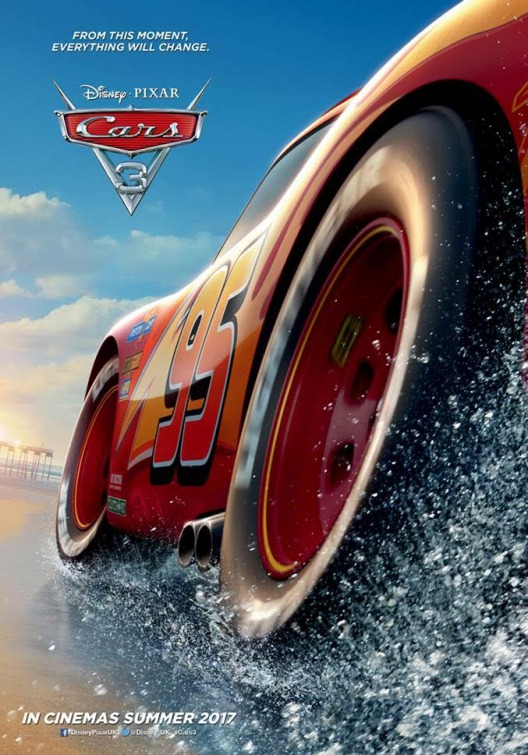 Image result for cars 3 movie poster