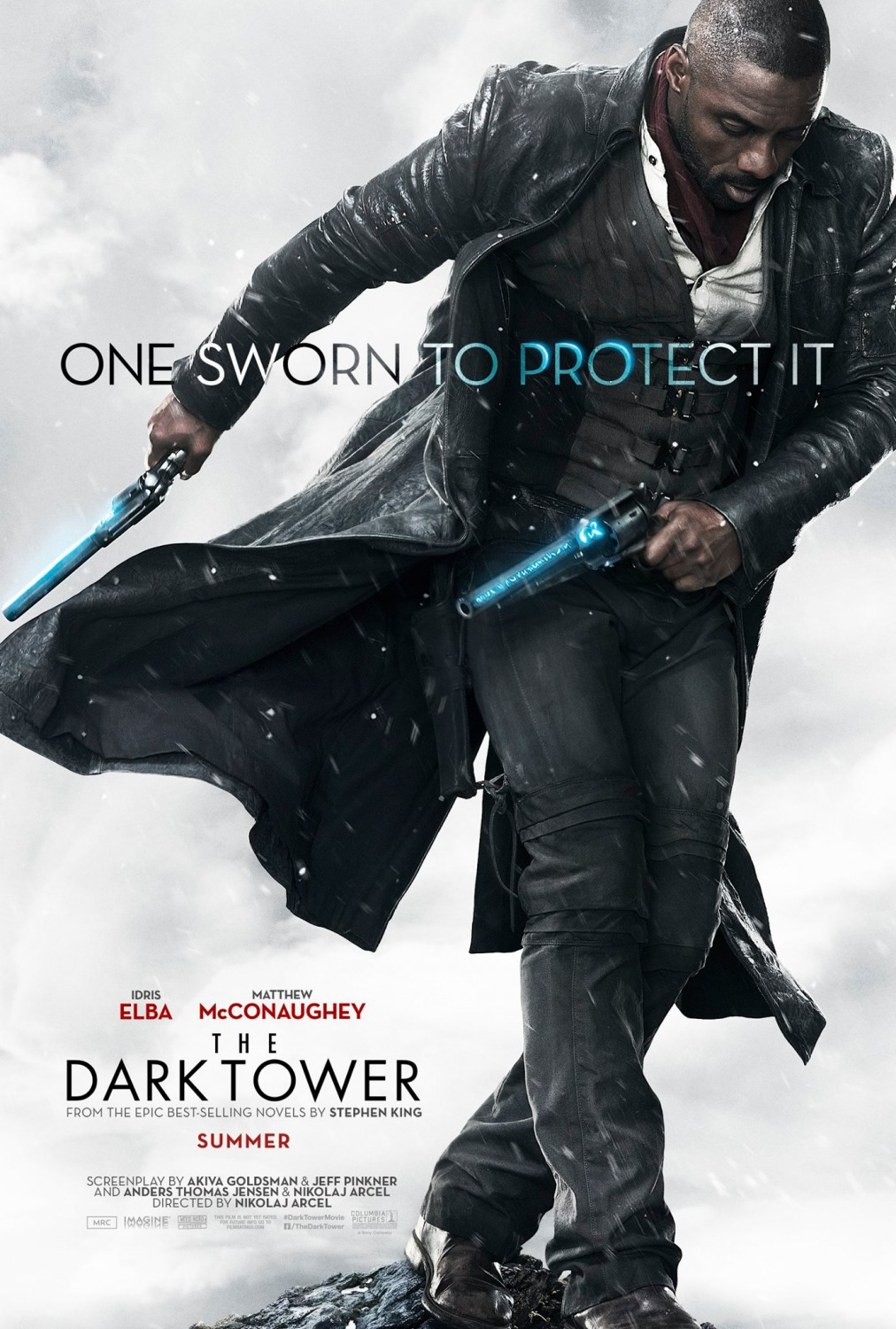 Extra Large Movie Poster Image for The Dark Tower (#2 of 3)