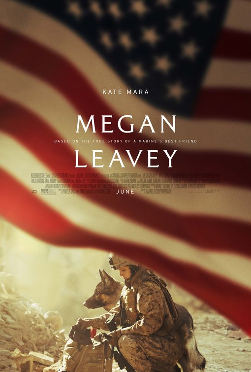 Image result for Megan Leavey movie poster