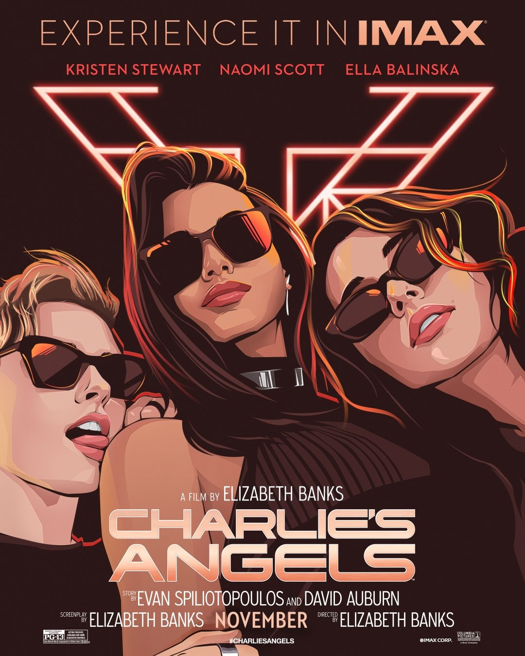 Extra Large Movie Poster Image for Charlie's Angels (#7 of 11)