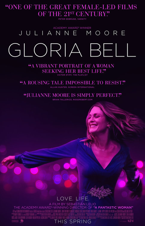 Gloria Bell Movie Poster