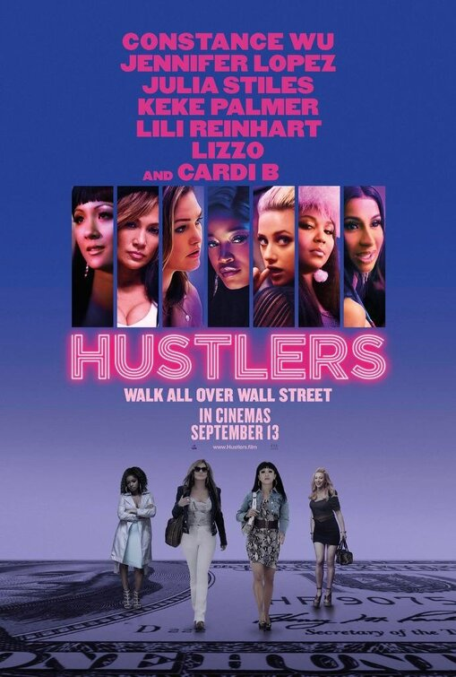 Hustlers Movie Poster