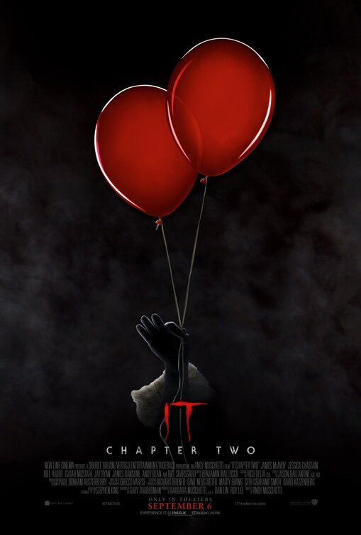It: Chapter Two Movie Poster