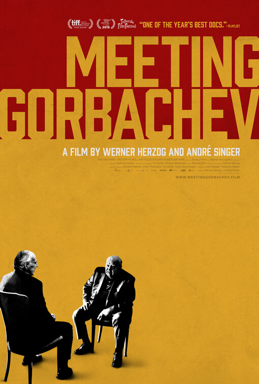 Meeting Gorbachev Movie Poster