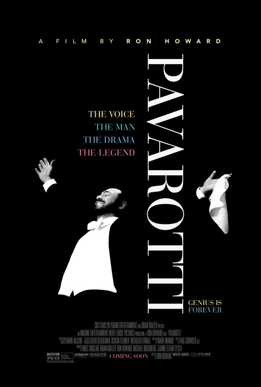 Pavarotti Movie Poster