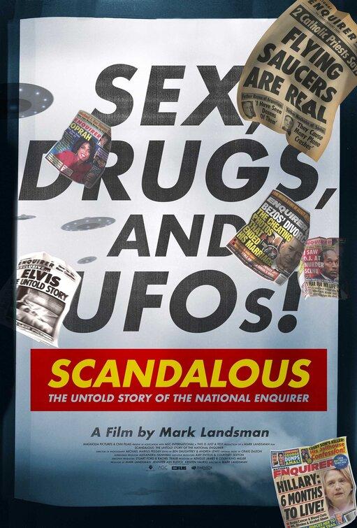 Scandalous Movie Poster